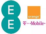 Orange, tmobile, ee logo