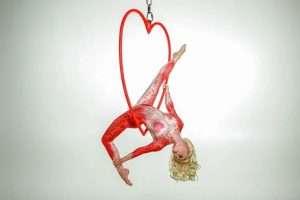 Aerial Heart Performer