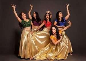 Bollywood Dancers - Indian Wedding