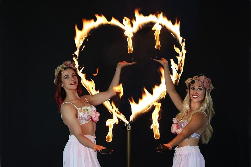 Wedding Fire Shows - Fire Shows