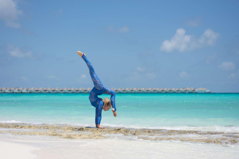 Rythmic Gymnast Beth